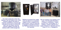 Installation and operation of the First 1kW Reformate Hydrogen Fuel Cell Power Generator