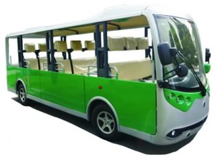 electric bus 16 seats