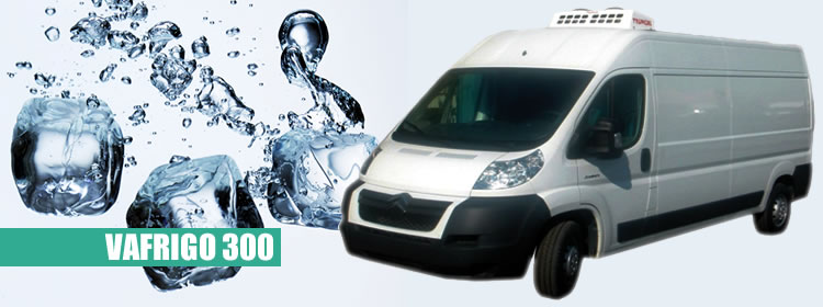 Vafrigo 300 - Refrigeration system for trucks and vehicles